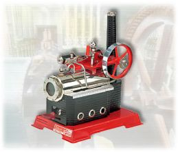 Wilesco D14 Stationary Engine. Free UK delivery !